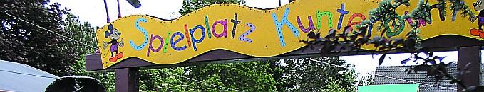 Spielplatz Kunterbunt